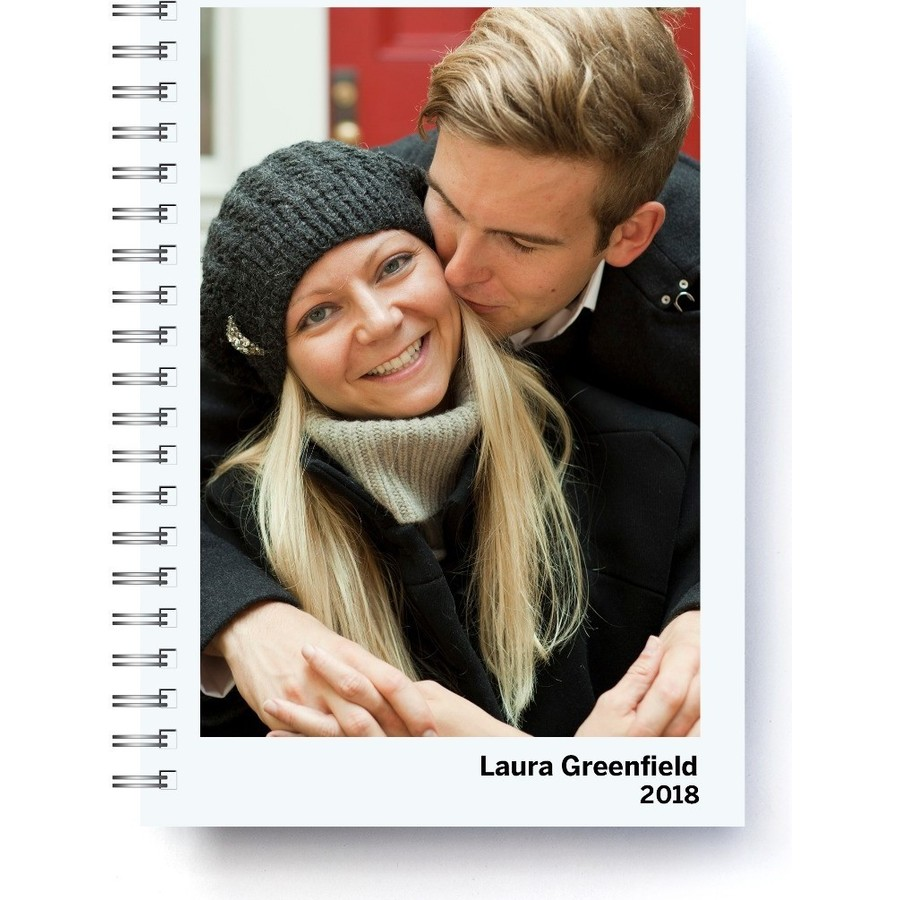 Softcover Planner Gray Cover