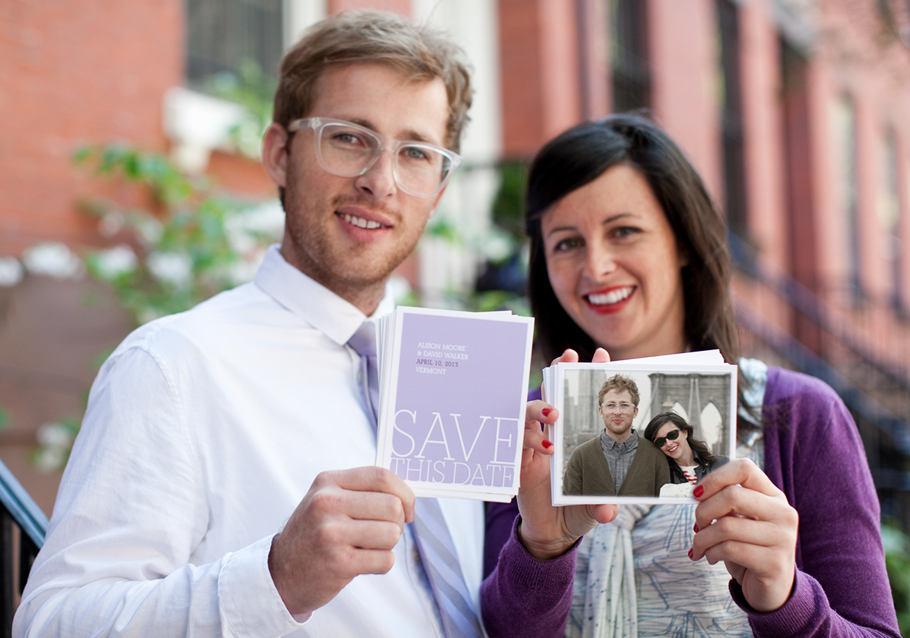 VIew Save the Date Cards