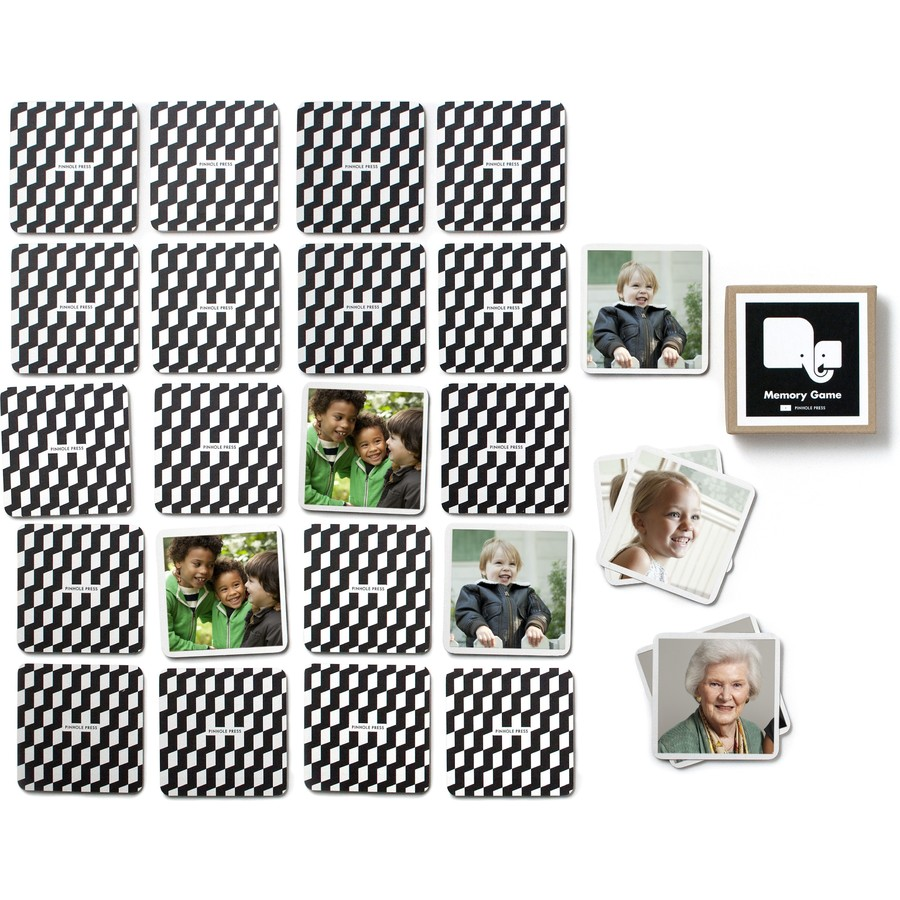 graphic regarding Make Your Own Matching Game Printable titled Tailored Memory Match with Images