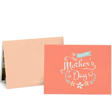 Flower Mothers Day Photo Card