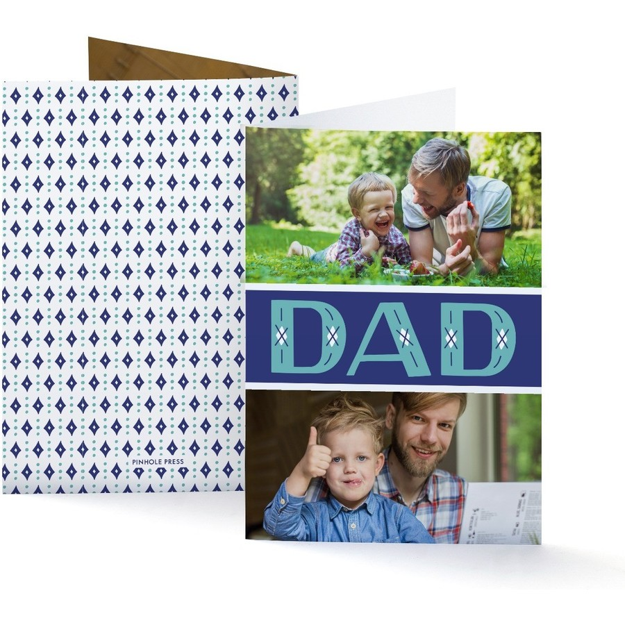 Father's Day Photo Card