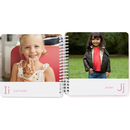 My Custom ABC Board Book, I & J