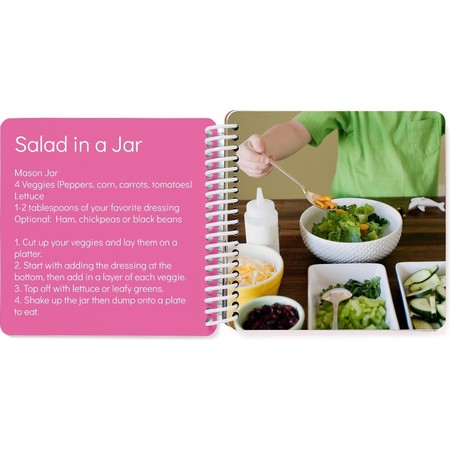 My First Cookbook, Salad in a Jar