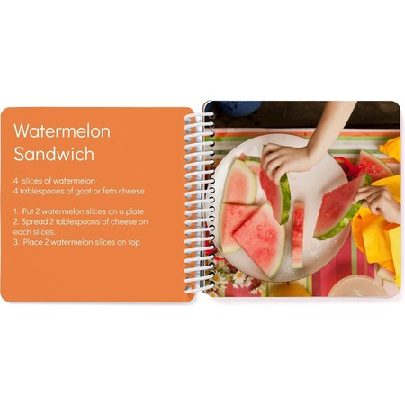 My First Cookbook, Watermelon Sandwiches