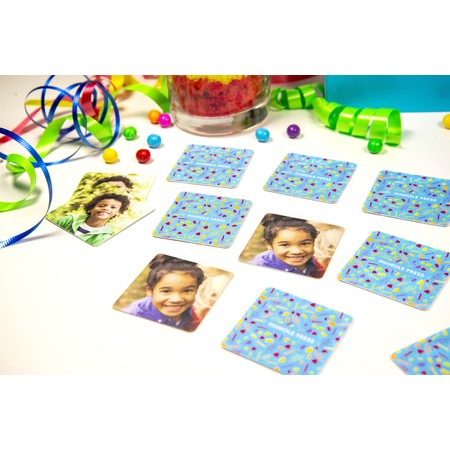 Build a Bear Birthday Memory Game