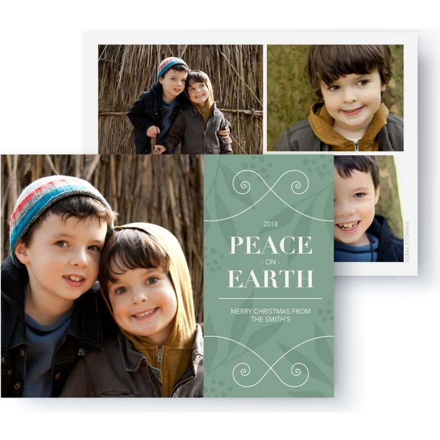 Peace on Earth, Front Detail