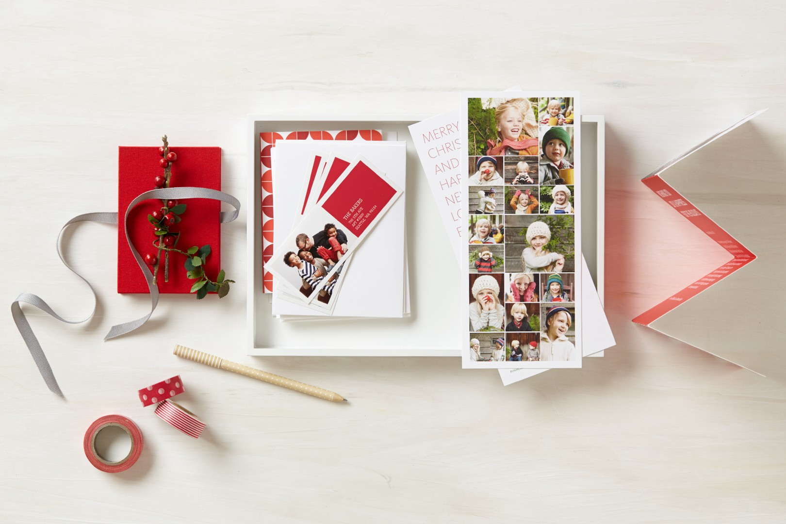 Custom Photo Cards And Holiday Cards Pinhole Press