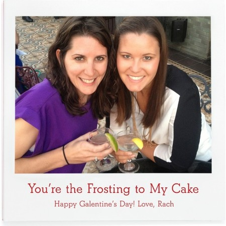 'All About my Galentine' Photo Book