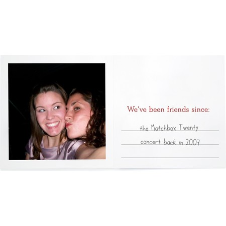 'All About my Galentine' Photo Book, Page 1
