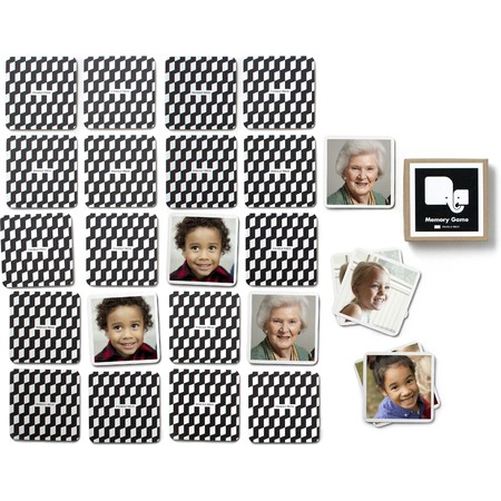 Personalized Memory Game for Seniors