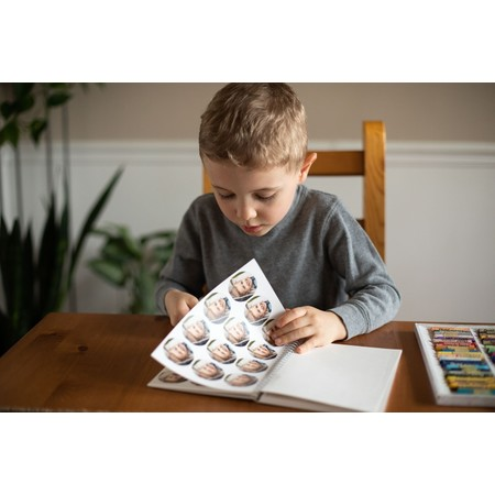 Sticker Book - From You!