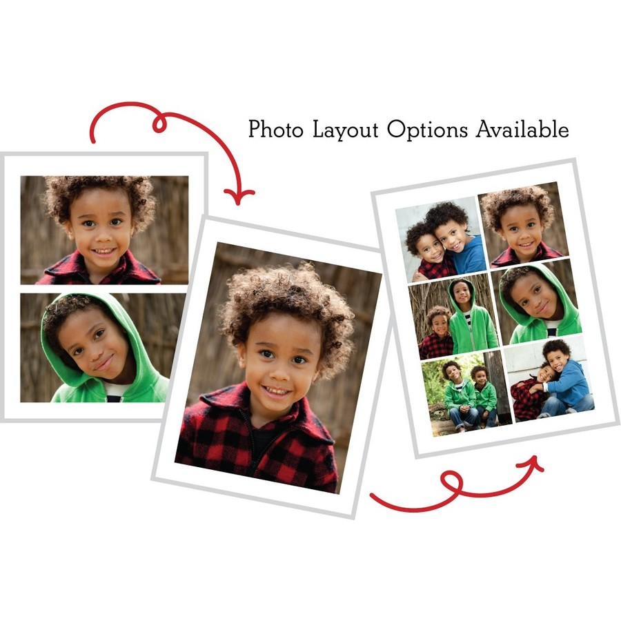 Photo Layout Options Available