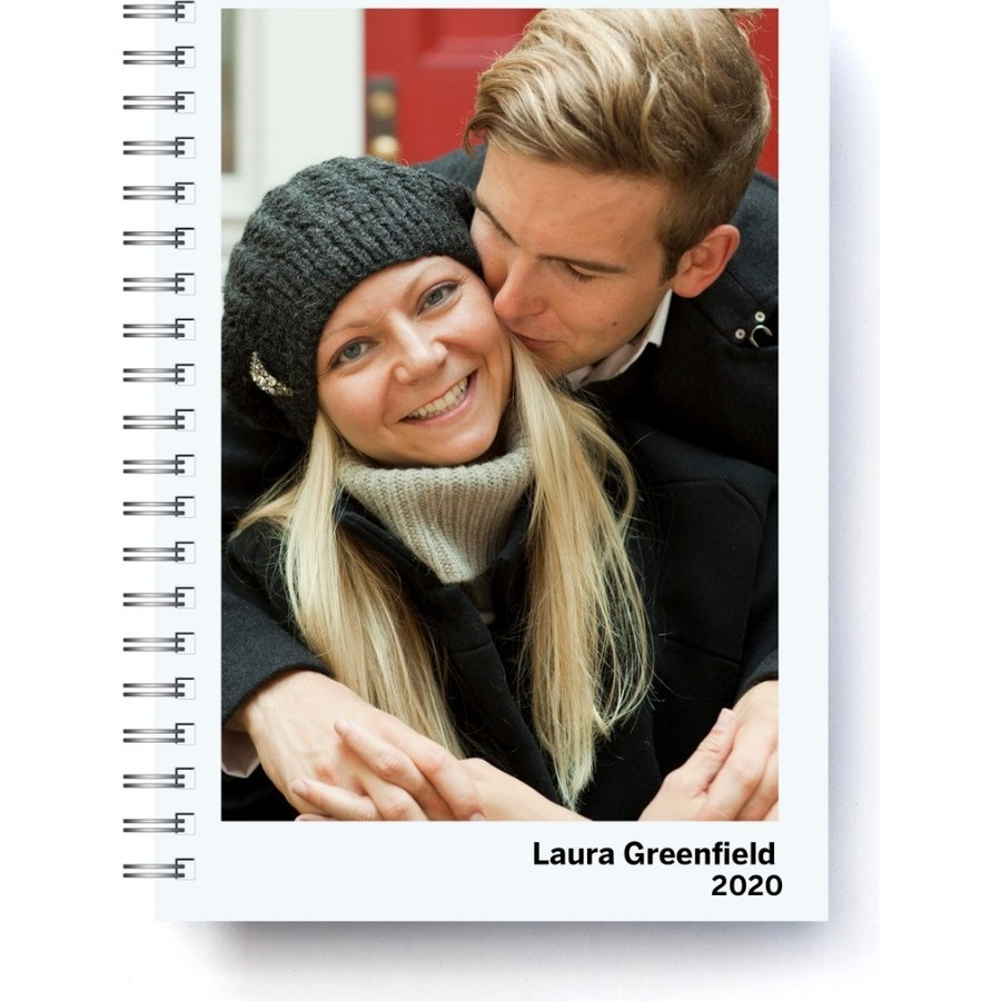 2020 Softcover Day Planner, Cover Detail