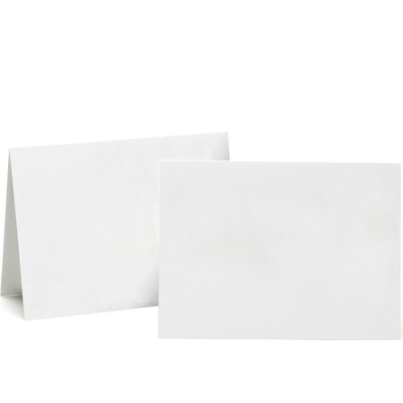 A7 Top Folded Horizontal Card