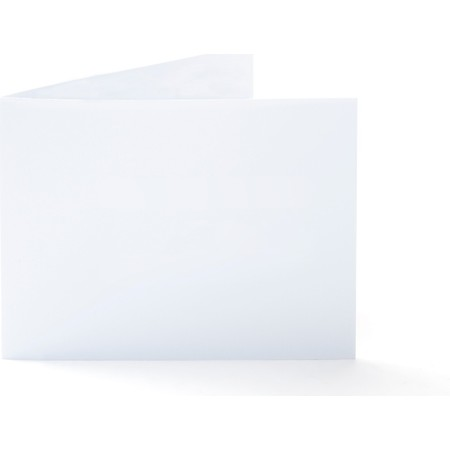 A7 Horizontal Folded Card Front
