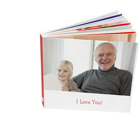 '10 Itty Bitty Reasons I Love You' Photo Book - Cover