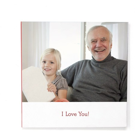 10 Itty Bitty Reasons I Love You' Photo Book - Cover Flat