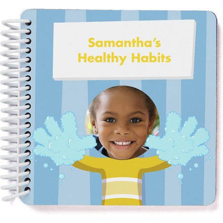 Custom Board Book of Healthy Habits - Final Cover