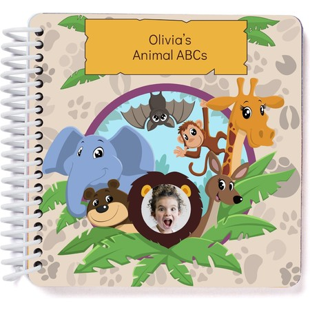 Animal ABC Board Book, Cover
