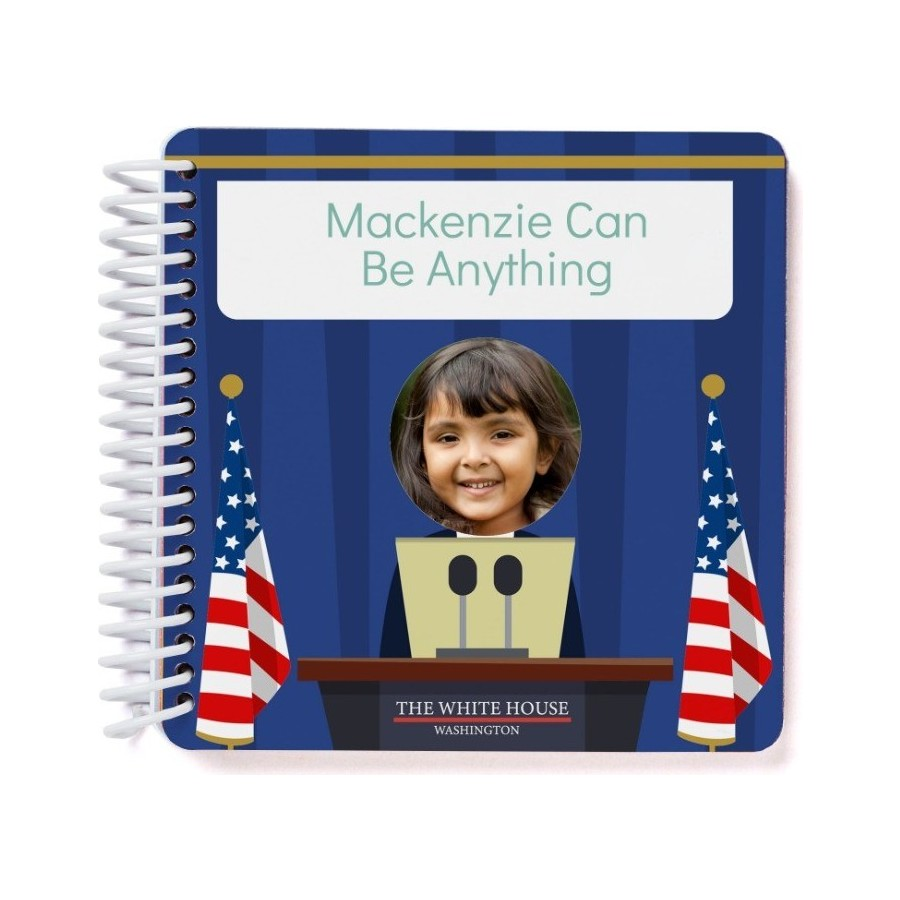 I Can Be Anything Board Book, Cover