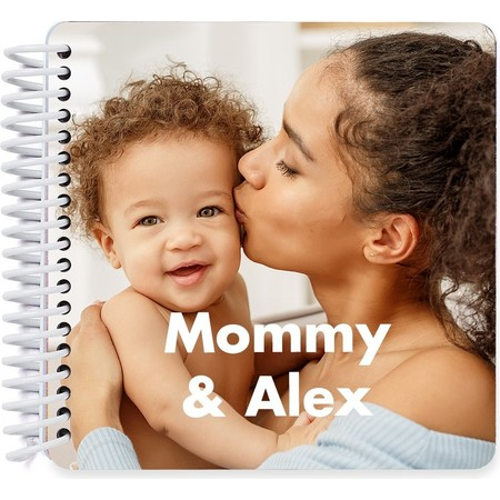 mommy and me board book cover