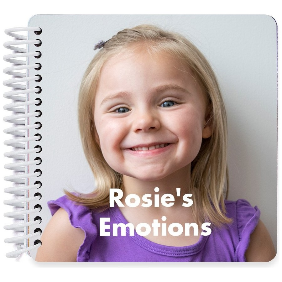 Emotions Board Book Cover
