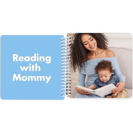 Mommy and Me Board Book Pages