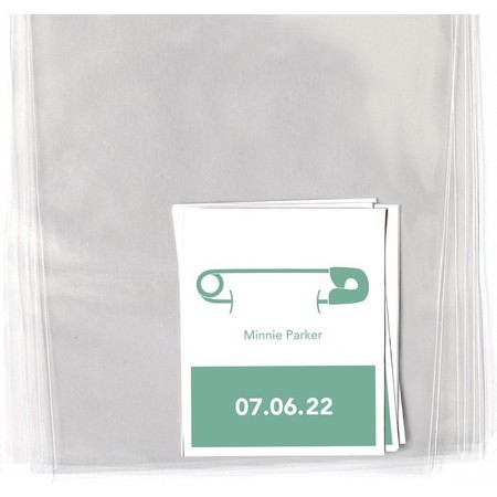 3-50018 Safety Pins Personalized - 1-2022