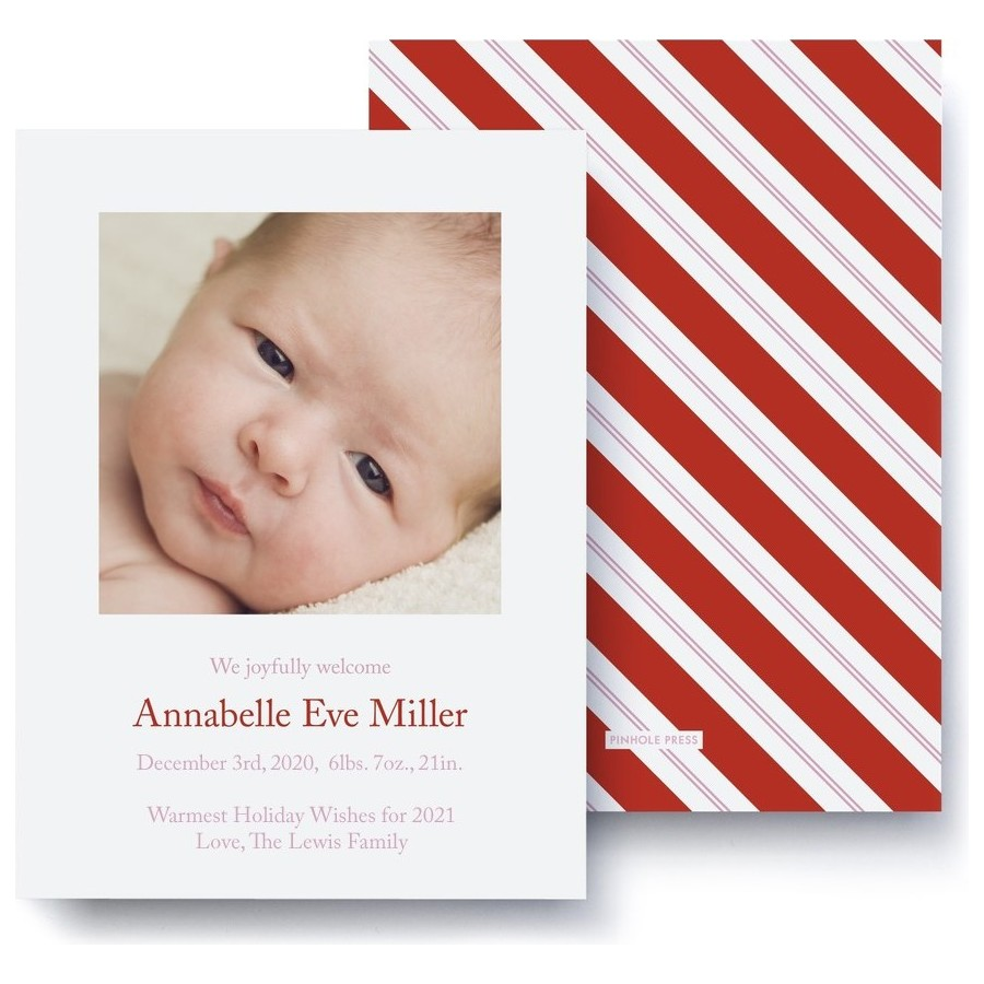 2-10021-2021-Pink-Candy-Cane-Stripe-Photo-Card---Ultrathick---1