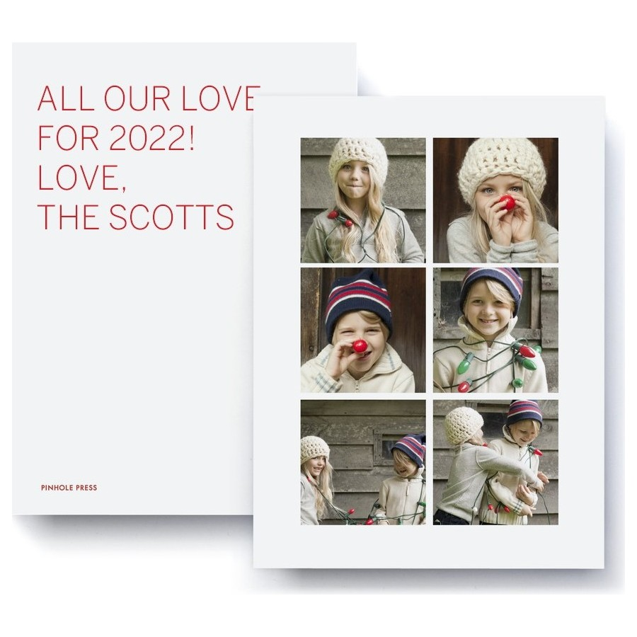 2-10031-2022-Six-Squares-Holiday-Photo-Card-Ultrathick---1