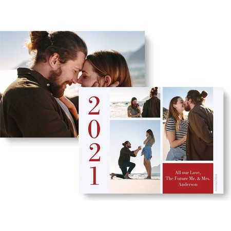 Love for 2022 Holiday Photo Card