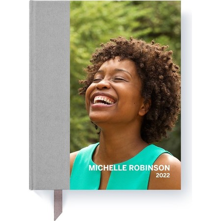 hardcover planner cover image