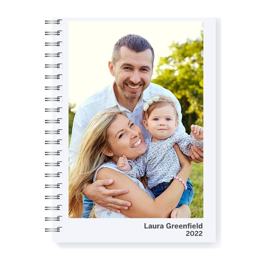 softcover planner cover