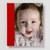 Big Storybook Of Names & Faces
