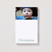 Magnetic Portrait Notepad