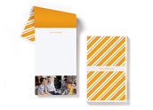 Festival Stripe Notepad