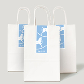 Rocking Horse Gift Labels & Bags