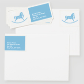 Rocking Horse Address Labels