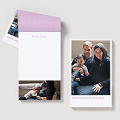 Family Portrait Notepad