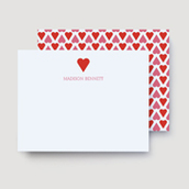 Heart Icon Stationery