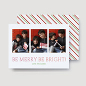 Be Merry, Be Bright!