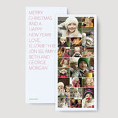 Merry Christmas Collage   Ultrathick