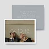 Gallery Save The Date Cards