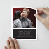 Gallery Save The Date Photo Decal