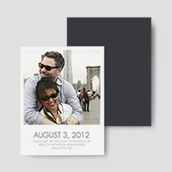Polaroid Photo Save The Date Cards